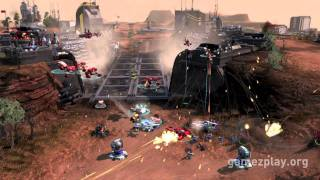 End of Nations Free-to-play HD video game gameplay trailer - PC