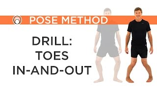 Running Warm-Up Drill - Toes In-and-Out