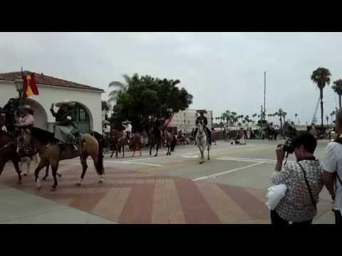 2015 Viva La Fiesta Parade Santa Barbara