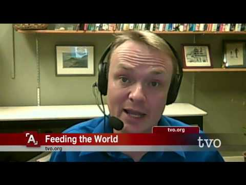 Evan Fraser: Feeding the World