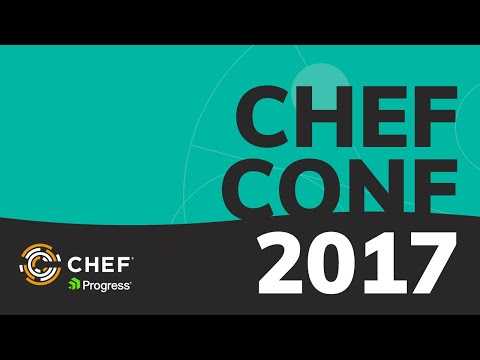 Kelsey Hightower, Google - ChefConf 2017 Keynote