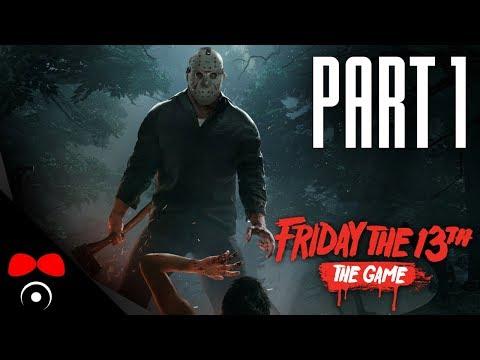 JASON ŽIJE! | Friday the 13th Game #1