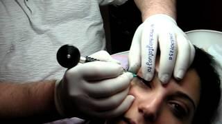 www.machiajtatuaj.ro pigmenti bio pentru tatuaj ochi machiaj semipermanent ochi 0745001236 Buc.avi
