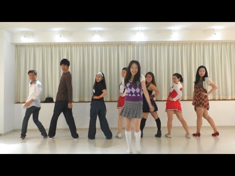 Gleedom  My Life Would Suck Without You Glee Dance