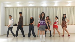 Gleedom - My Life Would Suck Without You (Glee Dance Cover)
