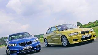 BMW M235i vs BMW M3E46 (2014)