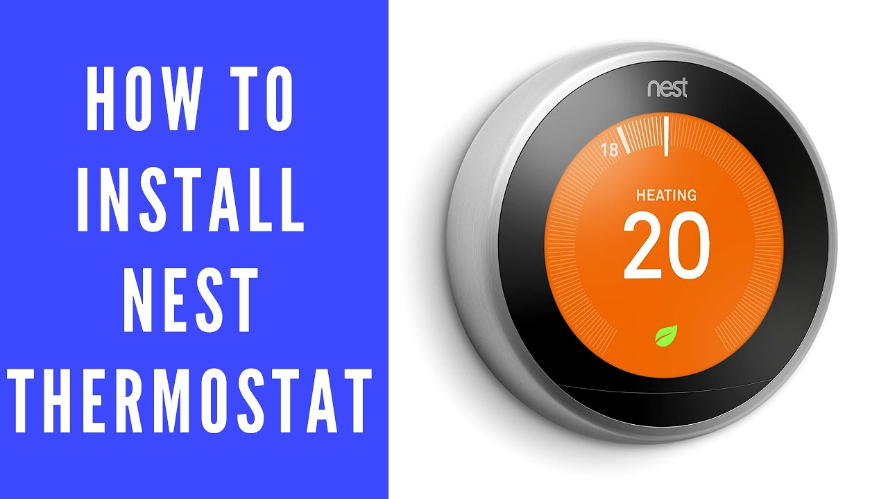 Nest Learning Thermostat 3rd Generation Installation Uk