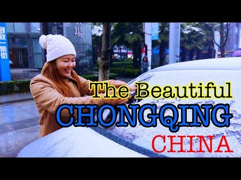 CHINA's MEGA CITY - Chongqing