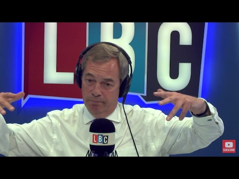 The Nigel Farage Show: Theresa May's Conservative Manifesto. Live LBC - 18th May 2017