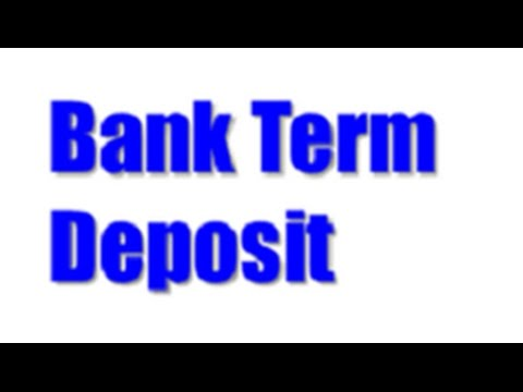 What you must know about Term Deposit Accounts