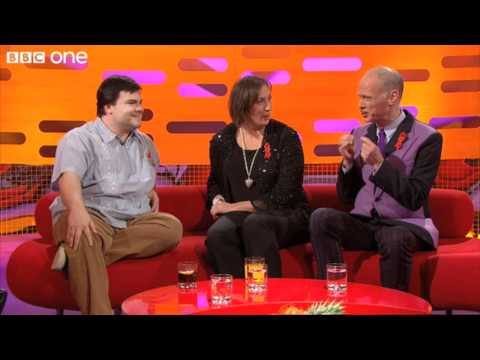 Jack Black Chats About His Bionic Powers - The Graham Norton Show - Series 8 Episode 6 - BBC One