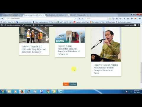 Panduan Instalasi, Setting dan Indexing AGC ViralNews