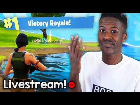 GOING FOR MY 100th SOLO WIN! | 98+ Solo Wins | 200+ Wins | 5,600+ Kills | Fortnite PS4 LIVE