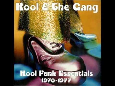 KOOL & THE GANG -  KIND OF FUNKY