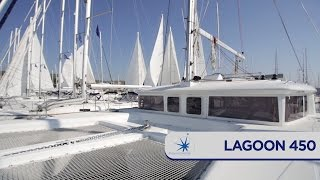 VIDEO CHECK-IN LAGOON 450