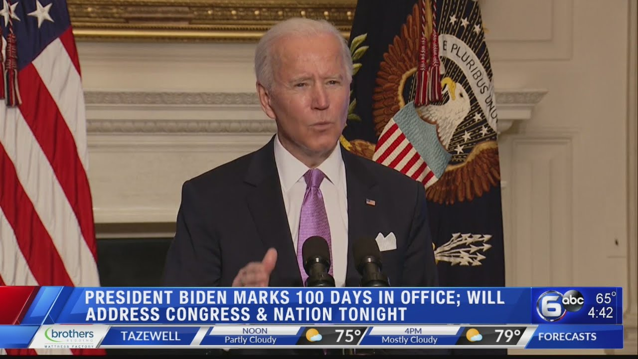 What to Watch During Biden's First Big Speech to Congress