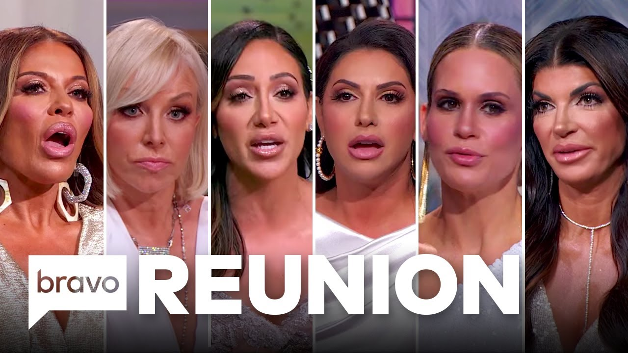 Your First Look at The Real Housewives of New Jersey Season 11 Reunion | Bravo