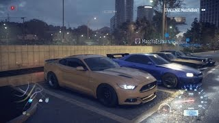 NEED FOR SPEED | HWY Monster Meet // 850hp SC Viper vs Turbo Civc, N20 Z06,  5.0, & Supra (Rolls)
