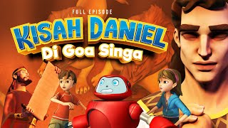 Animasi Alkitab Full Kisah Daniel di Dalam Goa Singa