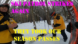 SAFETY PATROL PULLED OUR SEASON PASSES!