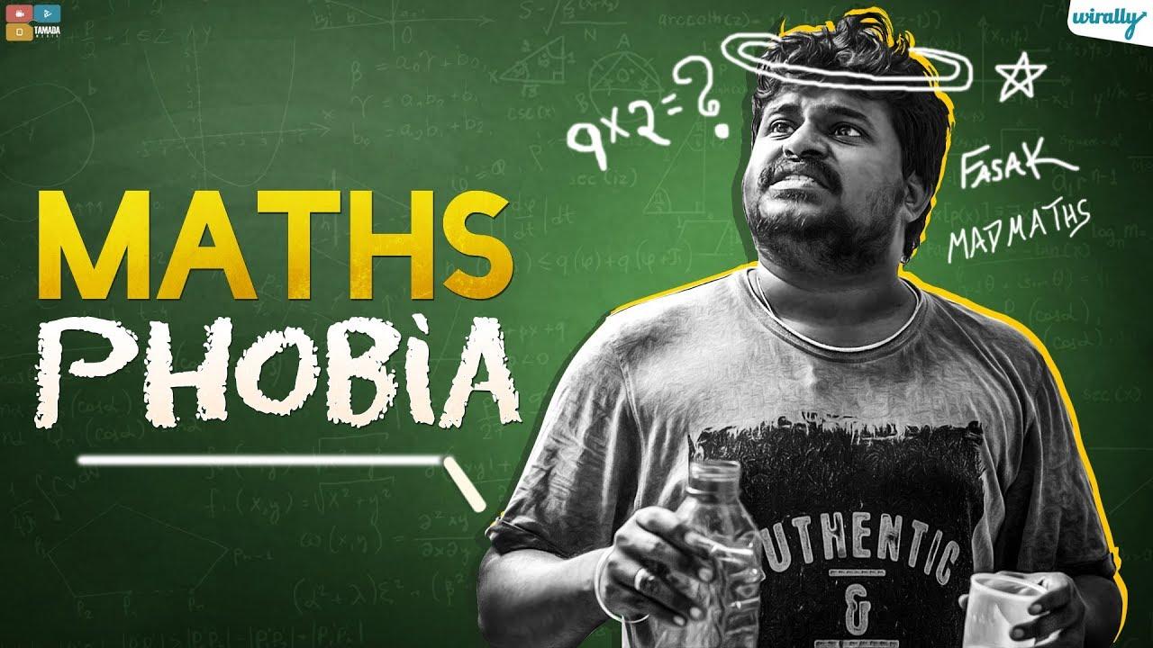 Maths Phobia || Wirally Originals