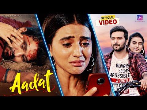 aadat- -heart-touching-hindi-sad-song- -vicky-yadav,-akshara-singh- -sad-love-story-2021