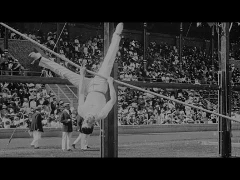 1912 Stockholm Olympics - Gymnastics, Athletics, Fencing & 5