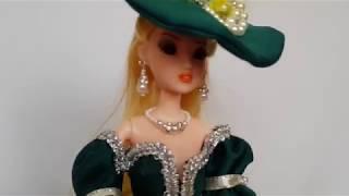 как сделать бусы для куклы