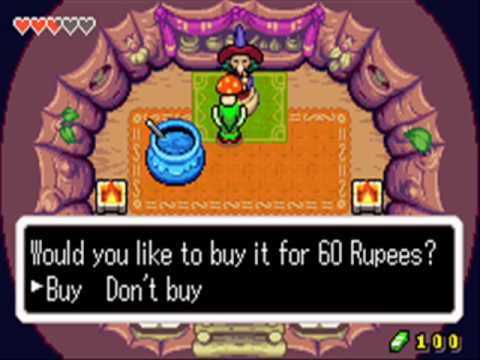 how to get the pegasus boots minish cap