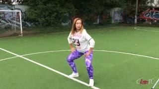 Видеоурок №1 по TWERK | BOOTY DANCE для начинающих от Оксаны FOX