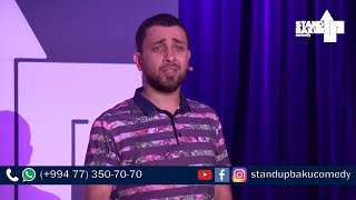 İslam Mehrəliyev (Stand UP Baku 6-cı şou)