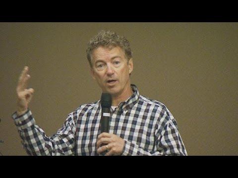 Rand Paul Speech in Alaska on Liberty and Freedom