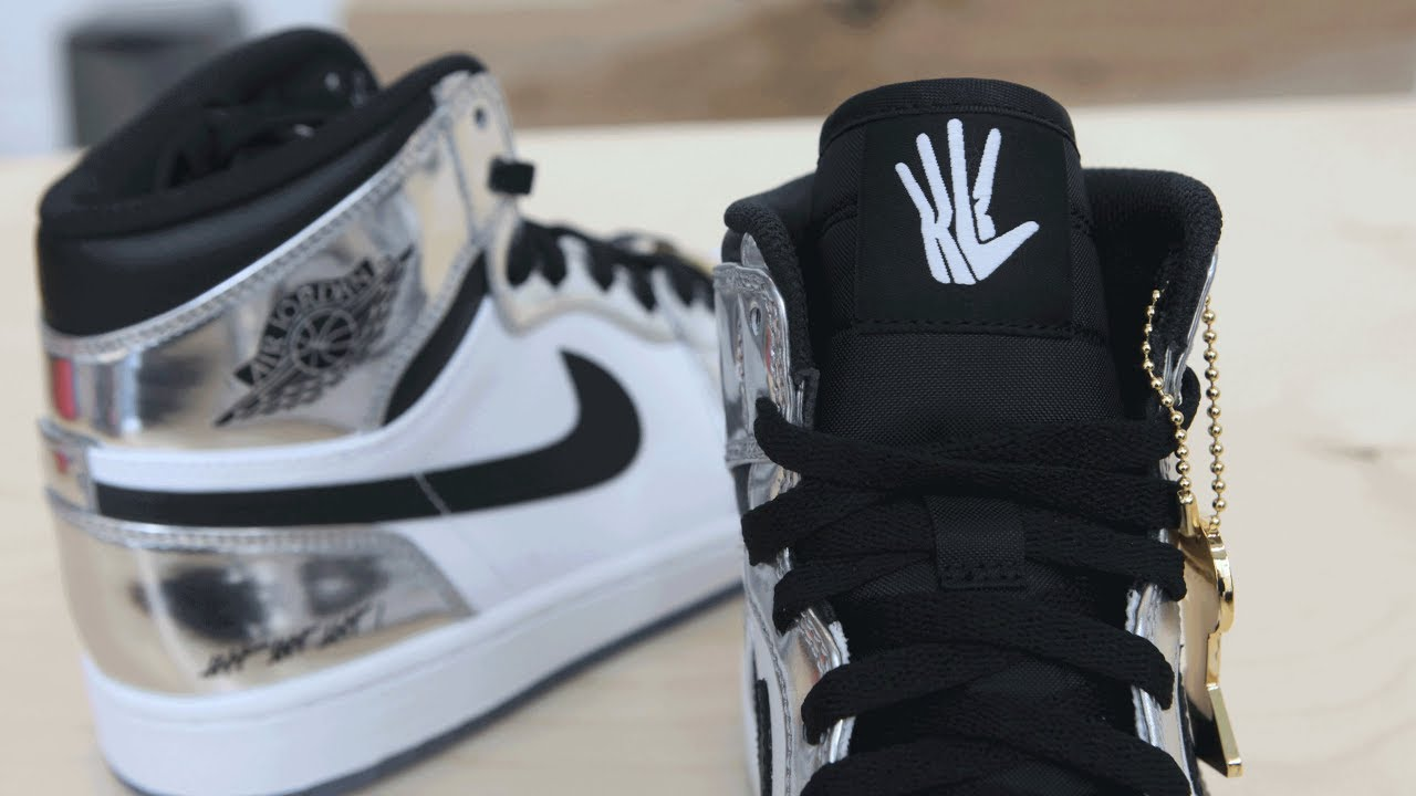 check out 2d8cd 9c661 Kawhi Leonard Air Jordan 1