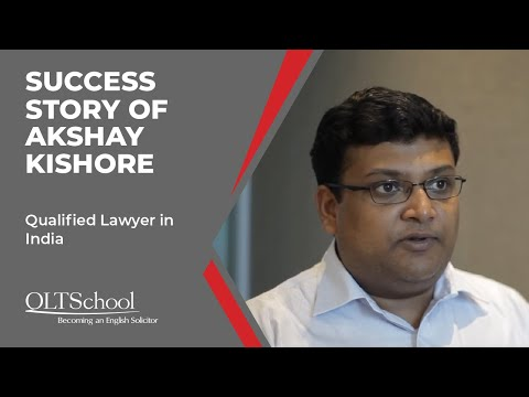 Success Story of Akshay Kishore - QLTS School's Former Candidate