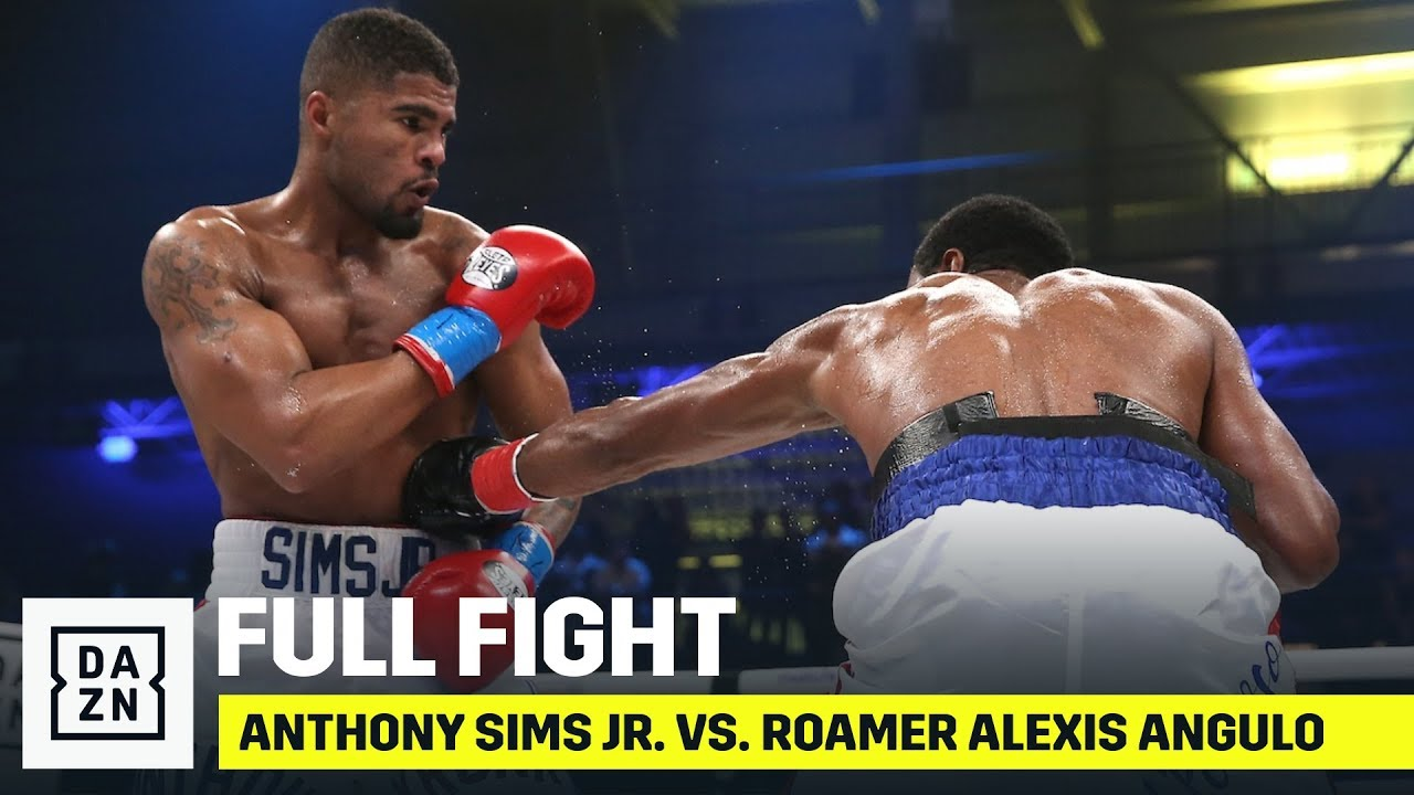 Alexis Texas Boxing boxing results: roamer alexis angulo shocks anthony sims jr