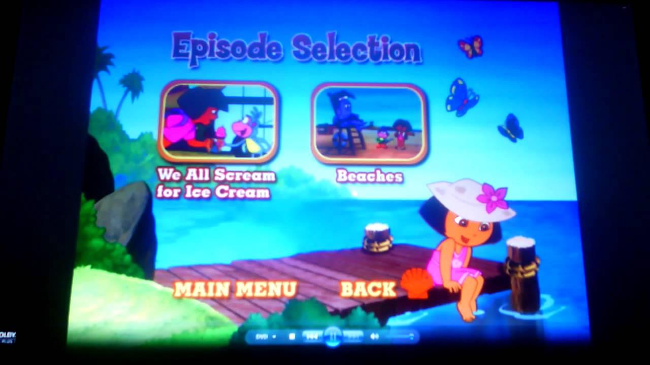 Saves Dora Christmas Explorer