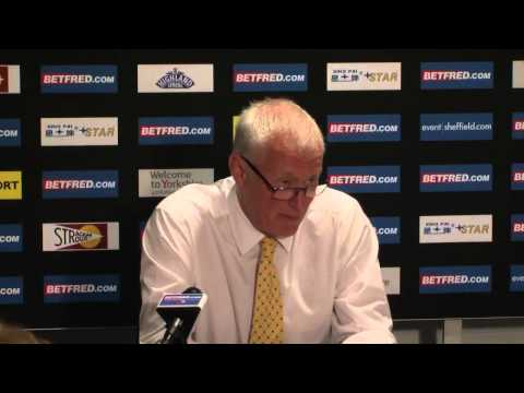 Barry Hearn on Ronnie O Sullivan and the future of snooker