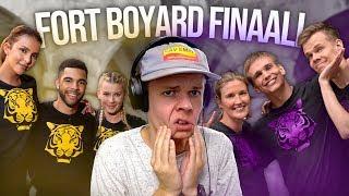 Miten pärjättiin FINAALISSA? - Fort Boyard