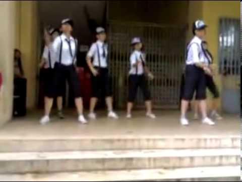 clip nhảy bài Hoài Bão