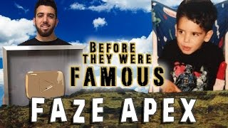 FAZE APEX - Before They Were Famous