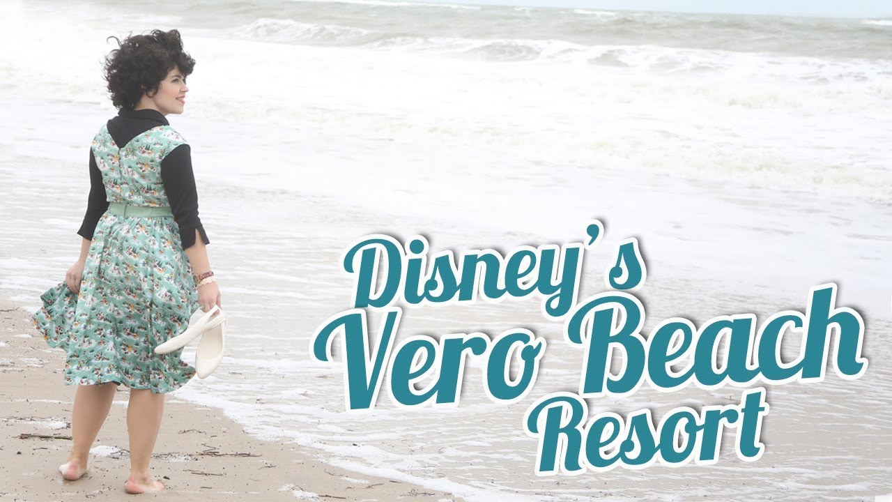 DISNEY\'S VERO BEACH RESORT | 1 Bedroom Villa Tour - YouTube