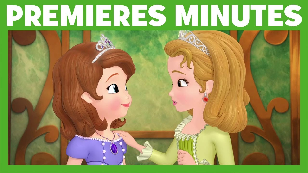 princesse sofia les premires minutes du 2me pisode youtube - Chambre Princesse Sofia