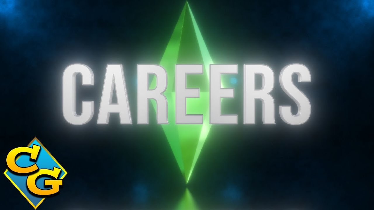 Which Are The Best Jobs The Sims 4 Careers Guide Youtube