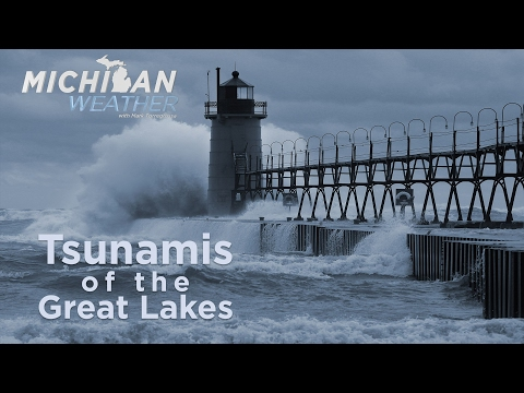 Tsunamis of the Great Lakes