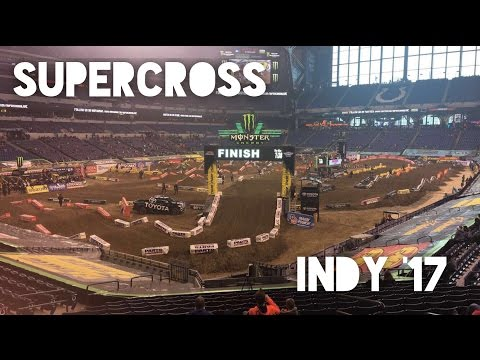 Indy Supercross Opening Ceremony | 2017