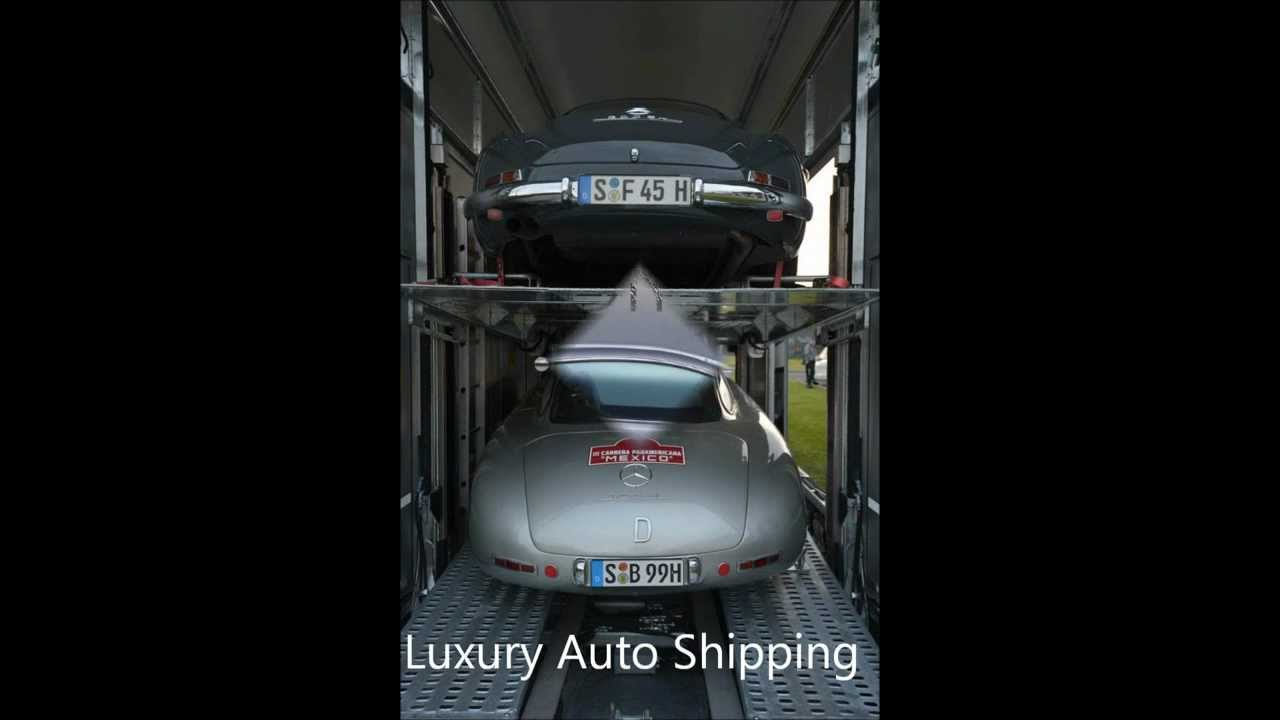 Enclosed Car Hauler Enclosed Car Carrier Enclosed Car Transport