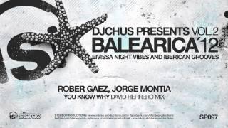 Rober Gaez, Jorge Montia - You Know Why (David Herrero Mix)