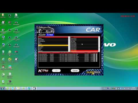 How to install KTAG 7.020 V2.23 ECU Chip Tuning?