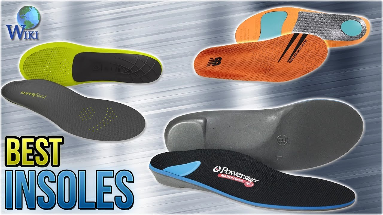 71fc42842c 10 Best Insoles 2018 - YouTube