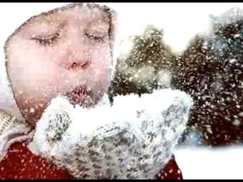 видео: Снег-снежок